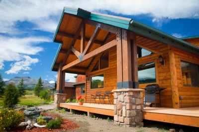 Lone Elk Lodge Vacation Rentals In East Glacier National Park MT